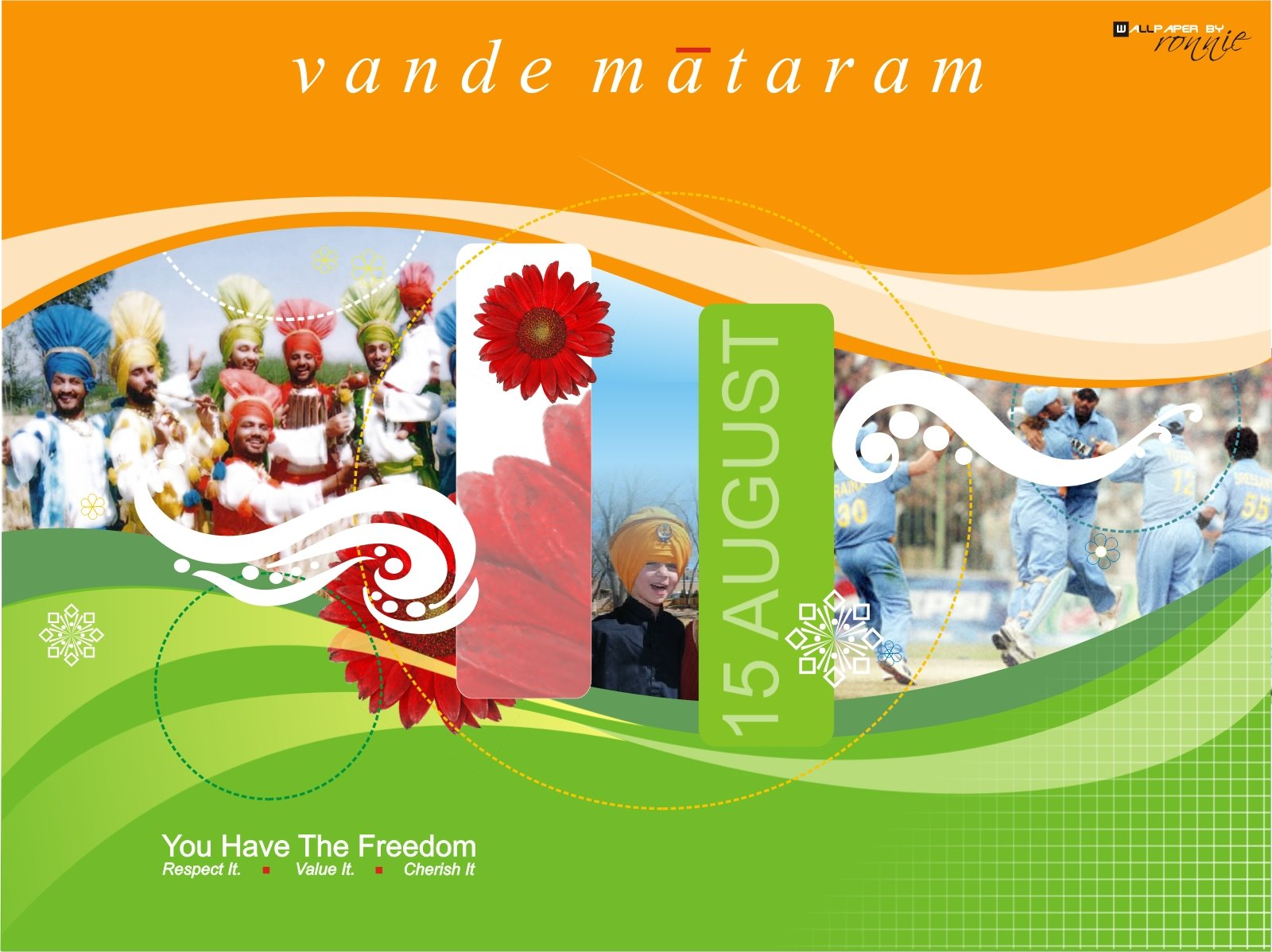 Independence day greeting card shahjahanpur free independence day greeting cards india image showing indian culture indian cricket team m4hsunfo